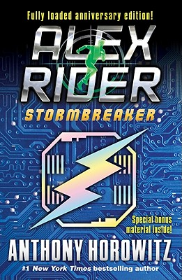 Stormbreaker By Horowitz, Anthony